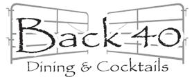 Back 40 logo