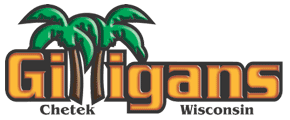Gilligan's in Chetek logo